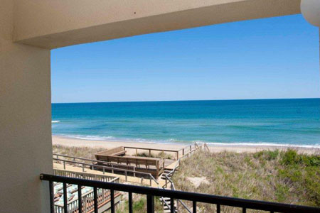 Oceanfront Hotel Rooms in Nags Head NC