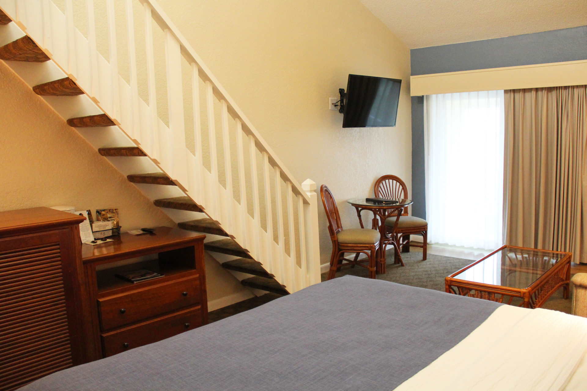 Surf Side Hotel OBX Ocean View King Loft 2