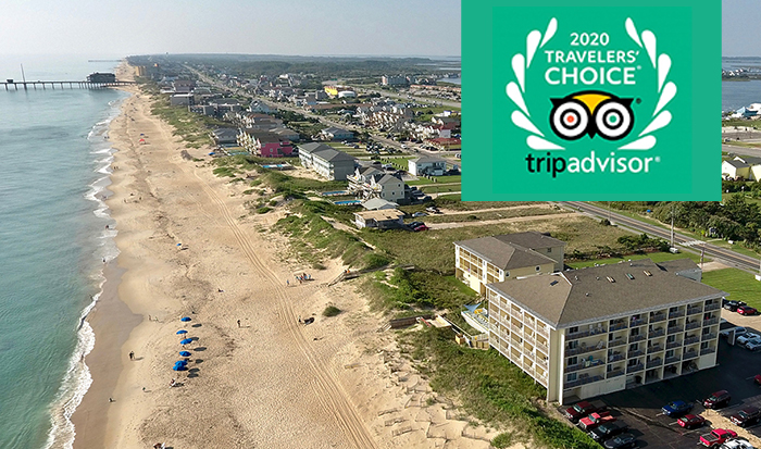 2020 Tripadvisor Travelers Choice award