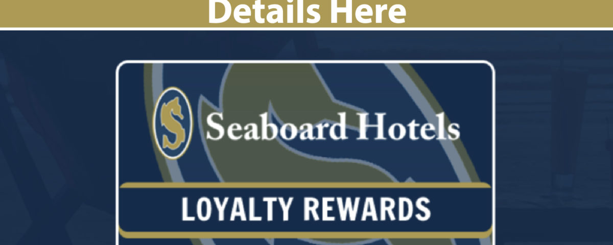 Restructured Seaboard Loyalty Reward program