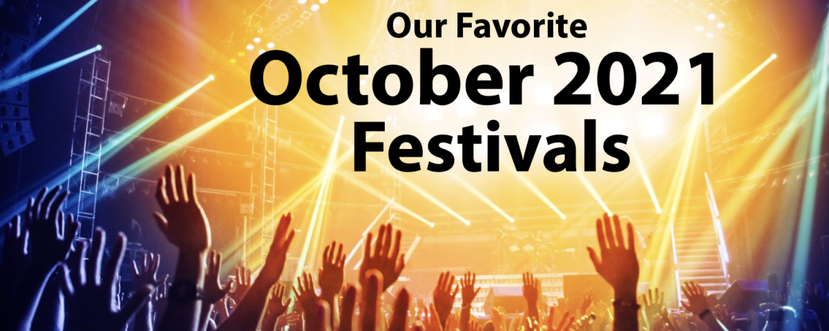 Our Favorite October 2021 nags head, nc festivals